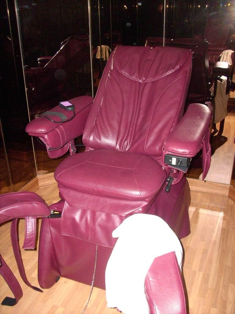 牛魔王椅子用法图解