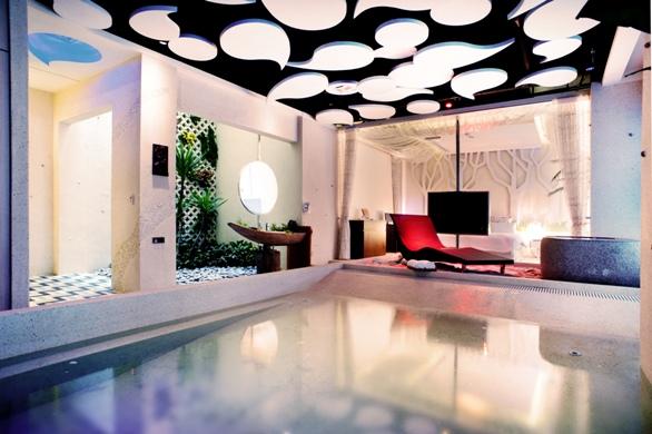 桃園峇里島汽車旅館